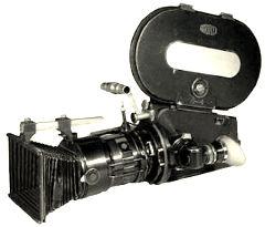 Arri 16BL camera