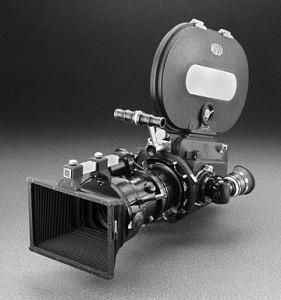 16mm Arriflex BL camera